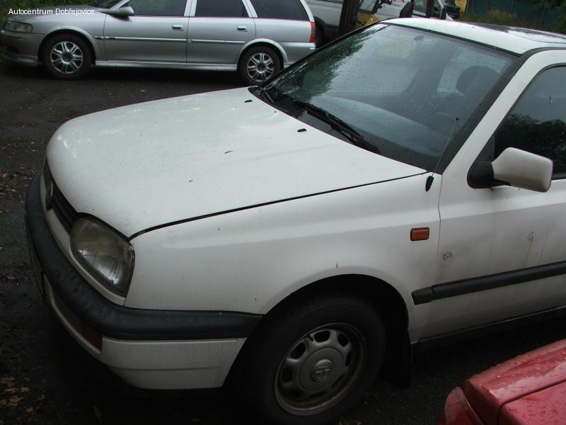 VW Golf 1.9 GL, 55 kW, AAZ, r.v. 1993