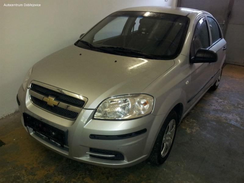 Chevrolet Aveo 4dv 1.2 na ND