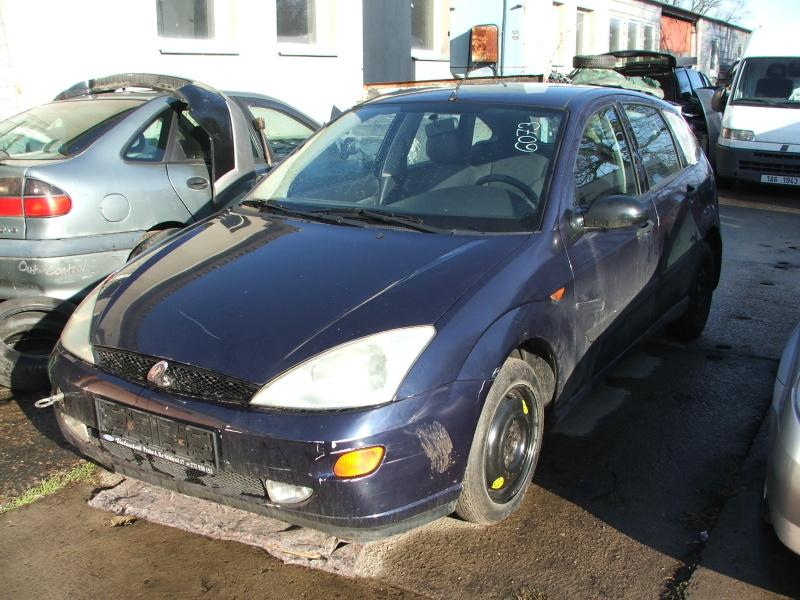 Ford Focus 1.6 ZETEC, FYDA, 74kW, r.v 1998 na ND.