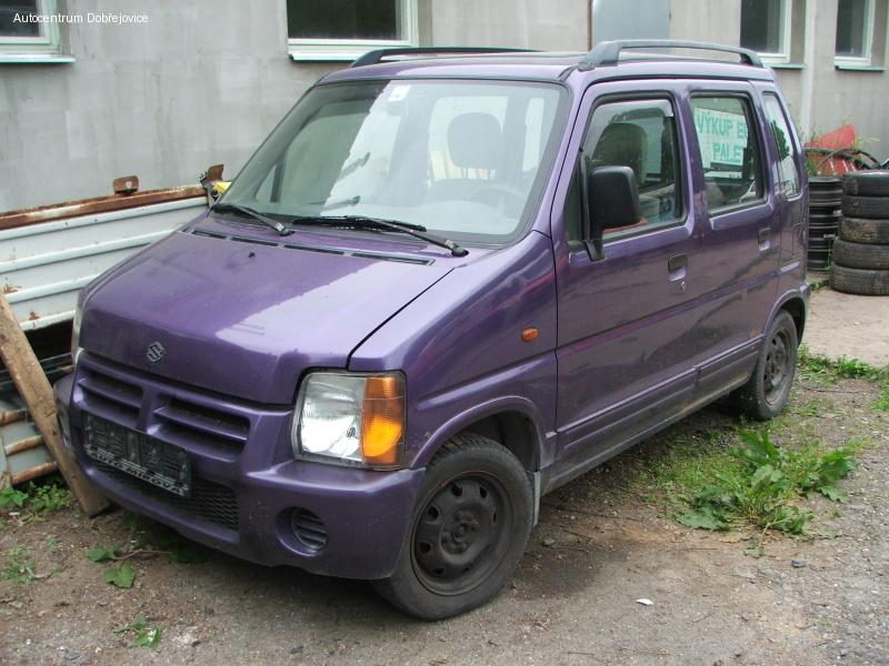 Suzuki Wagon R Plus 1.0, K 10A, 48kW, r.v 1998 na ND