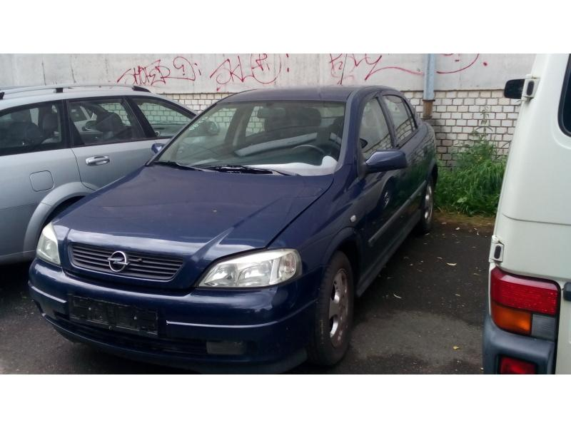 "Opel Astra ""G"" HB 1.4, 66kw, r.v. 2000 na ND"