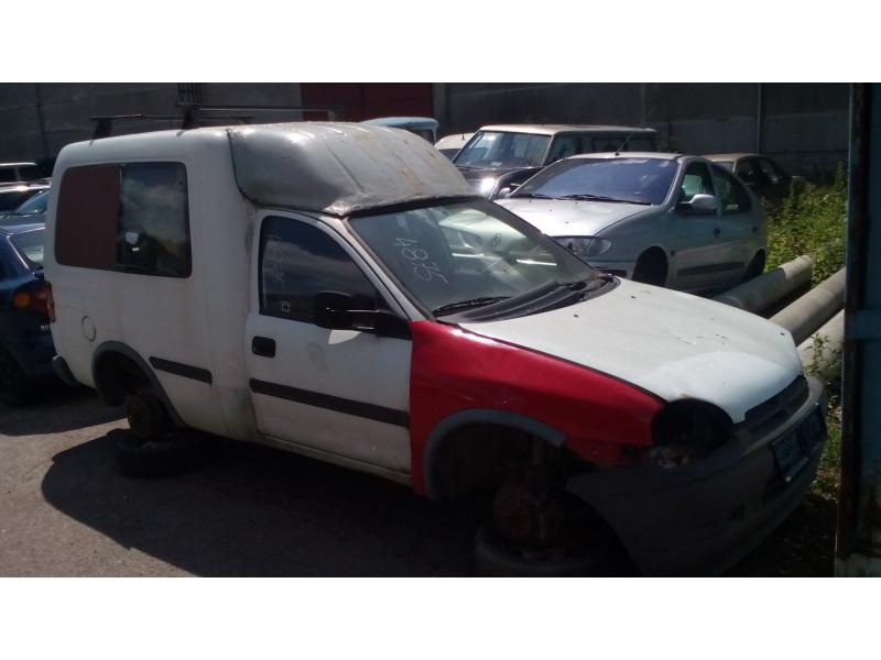 Opel Combo 1.7D, X17D, 44kW, r.v 1999 na ND.