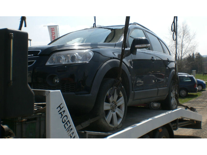 Chevrolet Captiva 2.0 CDTi, r.v.: 2007, na ND