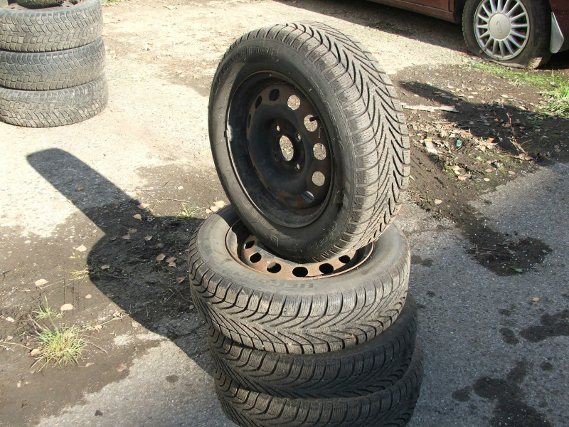 BFGoodrich G-force 185/65 R14 86T.