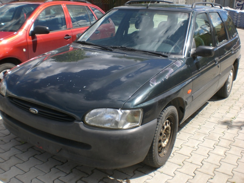 Ford Escort 1.6 ZETEC L1H, 65kW, r.v. 1997 na ND