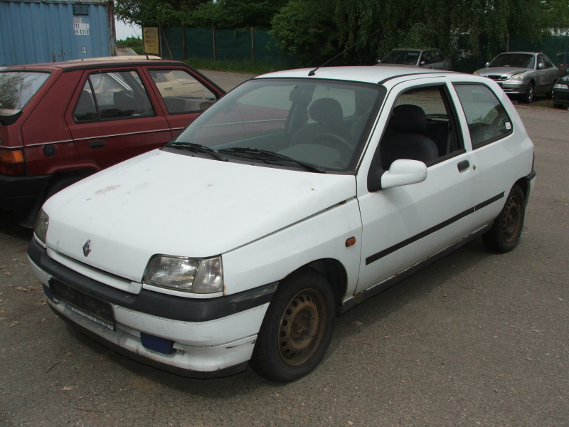 Renaul Clio 1.2, E7F H7 KAT, 43kW, r.v. 1995 na ND