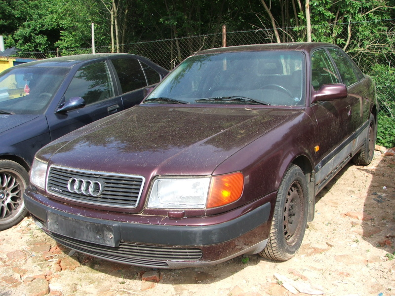 Audi 100 quattro 2.8 E automat, AAH, 128kW, r.v 1993 na ND