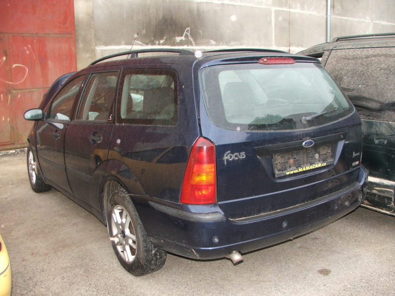 Ford Focus 1.8 TDCI, FFDA, 74kW, r.v 2003 na ND