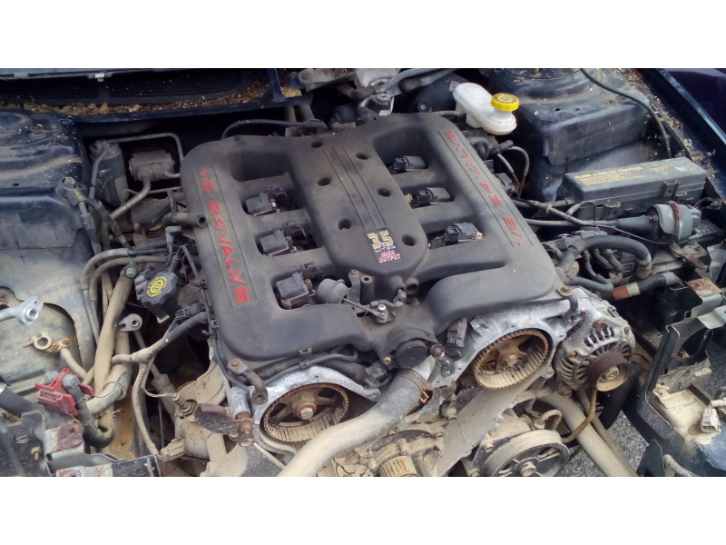 Motor 3.5 V6 24V Chrysler